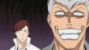 Kensei quiere animar a Hisagi