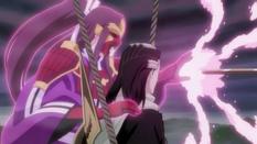 Senbonzakura Sauve Byakuya