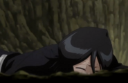 233Rukia collapses