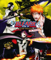 Bleach The Hell Verse Viz Cover