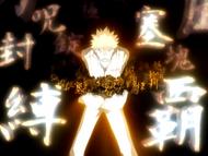 O1 Ichigo przełamuje Sai