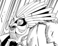 365Hachigen's Hollow mask