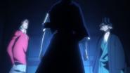 Isshin, Urahara andRukia