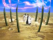O62 Sosuke przeszywa Rukię