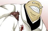 500Hiyosu is stabbed