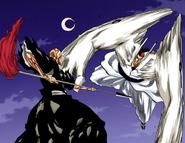 204Ikkaku fights