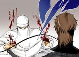 618Aizen's Reiatsu destroys