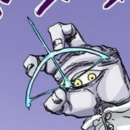 640Pernida's Spirit Weapon