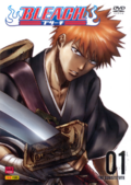 Bleach Viz Vol. 1 Cover