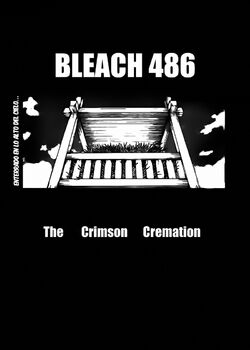 Portada 486 - The Crimson Cremation