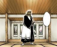 138Komamura prepares