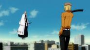 O279 Hirako pojawia się przed Yamamoto