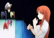 Orihime & Shun Shun Rikka Meeting