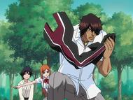 O113 Orihime i Sado stają w obronie Tatsuki
