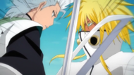 O221 Hitsugaya kontra Harribel