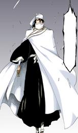 Byakuya vuelve