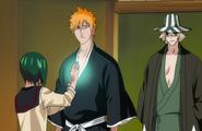 Nozomi Heals Ichigo