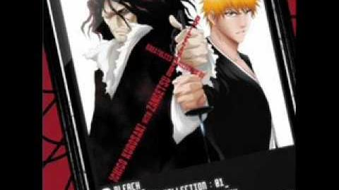 Bleach Breathless Collection - Ichigo & Zangetsu - Talk Session