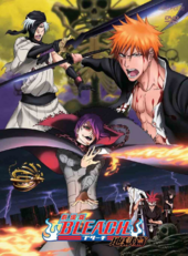 Bleach The Hell Verse DVD Cover