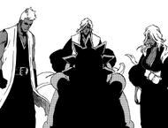 Mayuri vs zombie kensei rangiku rose
