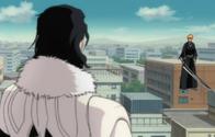 Ichigo y kugo cara a cara