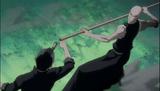 Moe rompe a Hozukimaru
