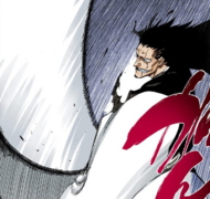 636Kenpachi slashes