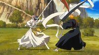 Fade to Black Ichigo vs Shizuku el hermano