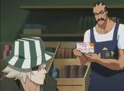 Tessai y Kisuke platican sobre la perdida de peso