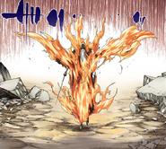 508Yamamoto in flames