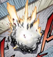 120Shinigami explodes