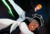 Ichigo vs jackie