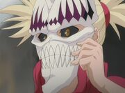 Hiyori's mask
