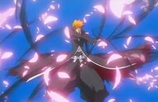 Ichigo repele a Senbonzakura Kageyoshi