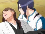 Od106 Ishida trzyma Ran'Tao