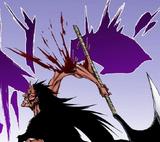 670Kenpachi loses his arm