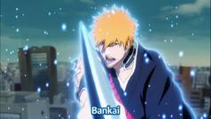 Ichigo libera su Bankai