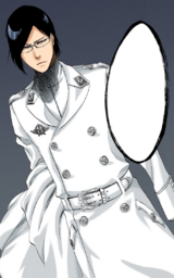 537Uryu's Wandenreich outfit