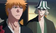 E317 Urahara warns Ichigo