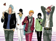 392Sixth Popularity Poll 1-4