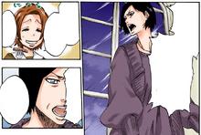 530La madre de Ryuken molesta con Masaki
