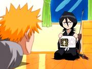O1 Rukia ilustruje Ichigo rodzaje dusz