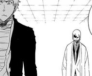 R515 Shinji zagaduje do Ichigo
