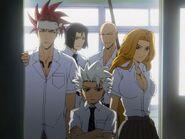 SA - Los Shinigamis llegan al instituto