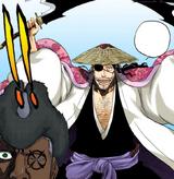 644Shunsui appears