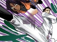 656Yoruichi vs. Askin