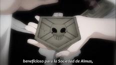 Kugo le habla a Ichigo de la Insignia