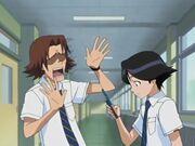 Mizuiro ignora a keigo