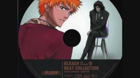 Bleach Beat Collection - Zangetsu - Rain