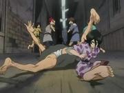 Rukia membantu Geng Renji